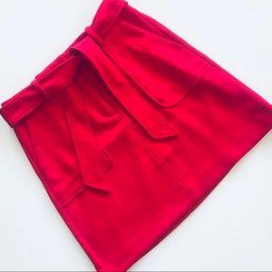 Loft Mini A-Line Skirt